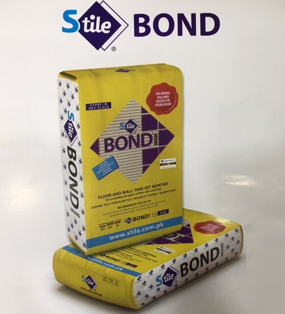 Stile Bond Tiles Installation Material