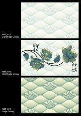 Artistico Inkjet Wall Tiles (ART-020) Sage Color