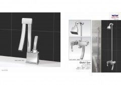 Bold - The Complete Sanitary Fitting Set