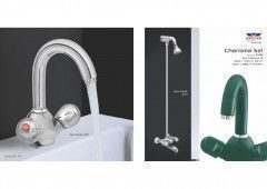 Charisma - The Complete Sanitary Fitting Set