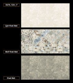 Modish Collection Ceramics Tiles (M-003) Khaki Color