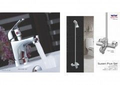 Susan Plus - The Complete Sanitary Fitting Set